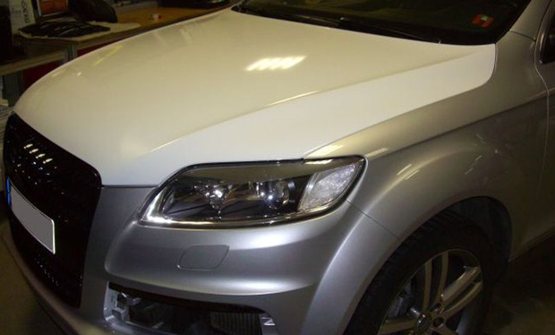 German Cartec Folierung Und Autoglas Audi